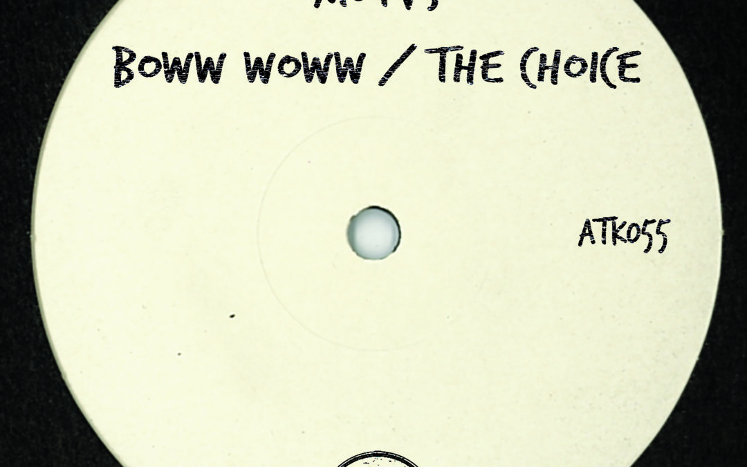 "MOTVS ""Boww Woww / The Choice"" (ATK055) (Autektone Records) (Pre-Order on Beatport)"