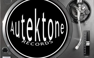 Autektone Records 12″ Slipmats (In Stock!)