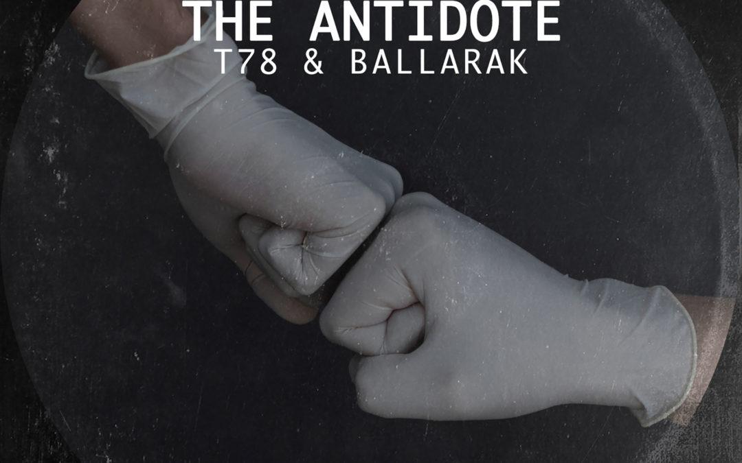 """ATK063 T78, BALLARAK """"The Antidote"""" (Autektone) (is Out Now!)"""