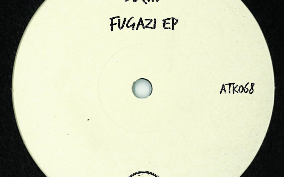"""ATK068 Luciid """"Fugazi Ep"""" (Autektone Records)"""