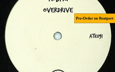 """ROBPM """"Overdrive"""" (Autektone) – Pre-Order Available on Beatport"""
