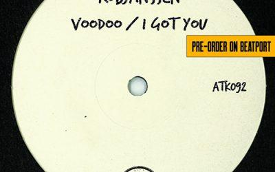 "RobJanssen ""Voodoo / I Got You"" (Autektone) – Pre-Order Available on Beatport"