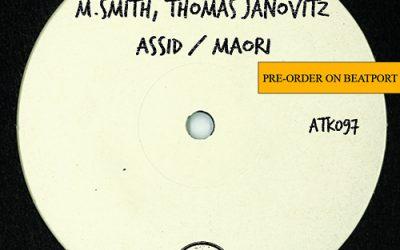 "M. Smith, Thomas Janovitz ""Assid / Maori"" (Autektone) – Pre-Order Available on Beatport"